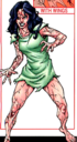 Sharon Ginsberg (Earth-616) from X-Men Earth's Mutant Heroes Vol 1 1.png
