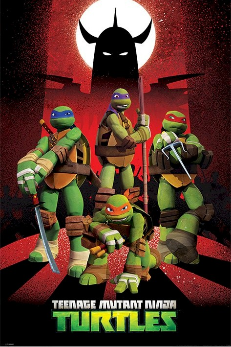 Teenage Mutant Ninja Turtles [Adicionado Ep. 12, 13 e 14]