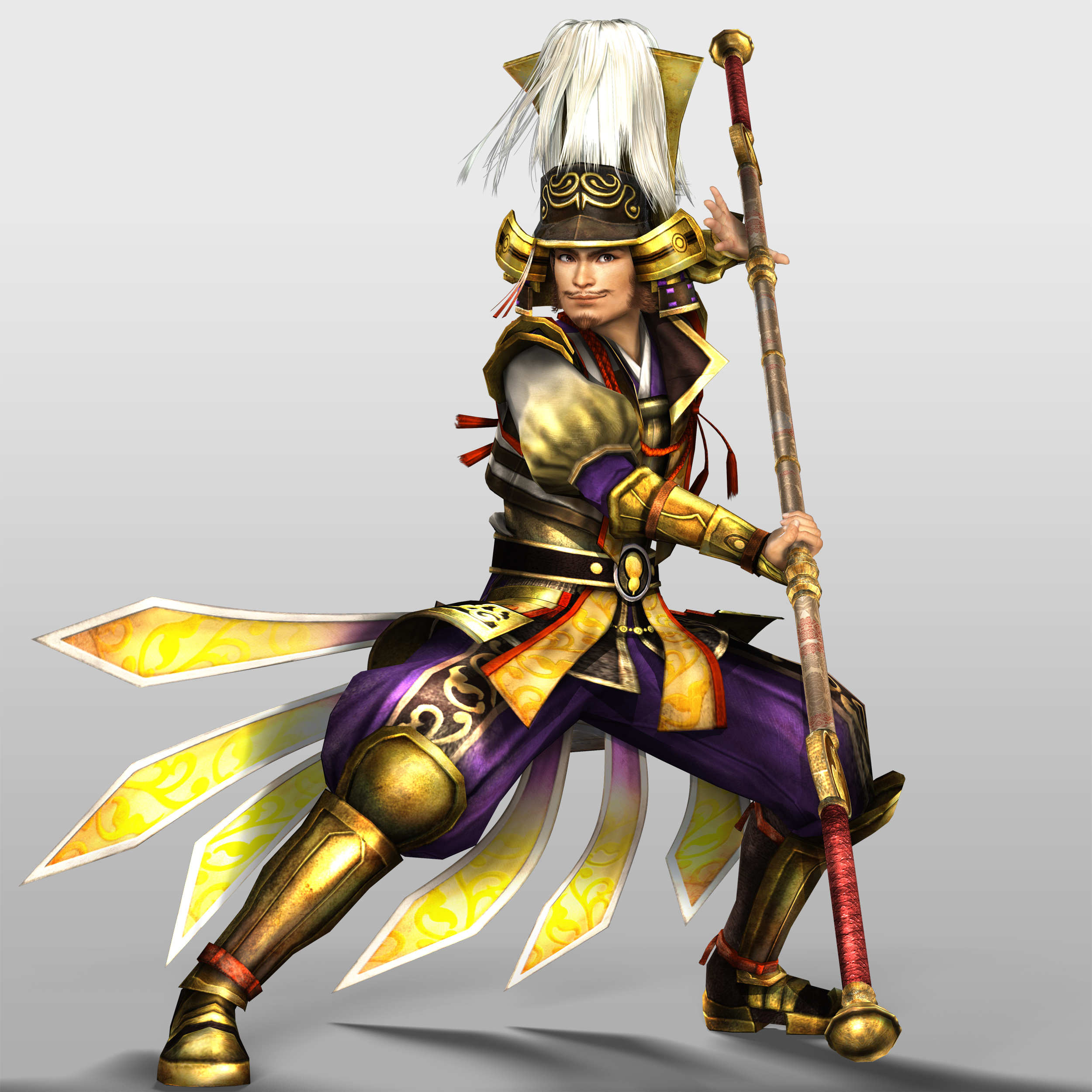 The Protectors of Ransei! *New and improved* Hideyoshi-sw4