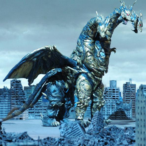 Monster X II in Godzilla  Final WarsGodzilla Final Wars Monster X Vs Godzilla