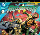 Aquaman Vol 7 Anual 1