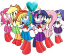 Ask Sailor Ponies