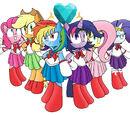 Ask Sailor Ponies