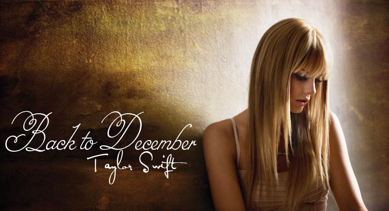 Back to december taylor swift wiki