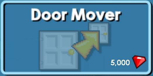 Door Mover Growtopia Wiki
