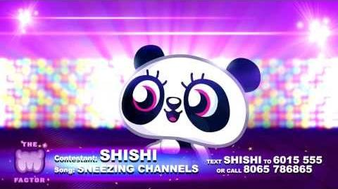 Moshi Monsters - ShiShi's Lullaby Music Video - Use code LULLABY for FREE ROX!