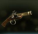 Pistolet kieszonkowy