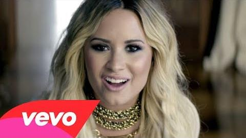 "Demi Lovato - Let It Go (from ""Frozen"") Official-1"