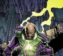 Armadura de Lex Luthor