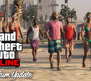 Updates in GTA Online