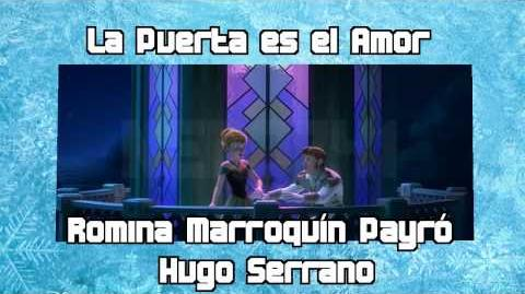 Frozen Una Aventura Congelada - La Puerta es el Amor (Versión Banda Sonora)