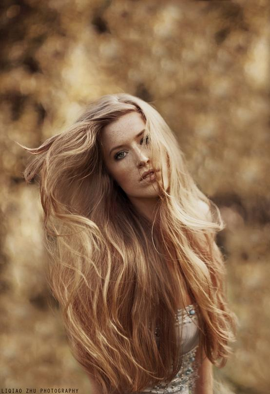 Long Haired Blond 12