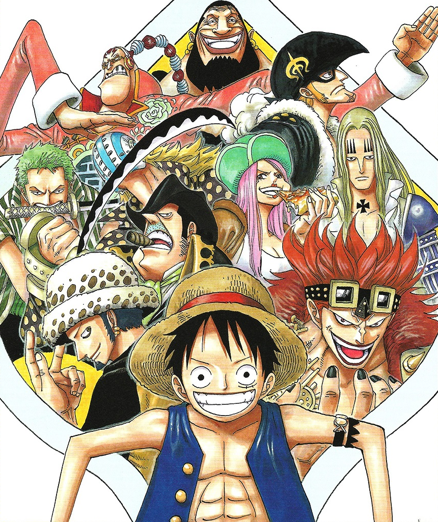 One Piece Encyclopedia