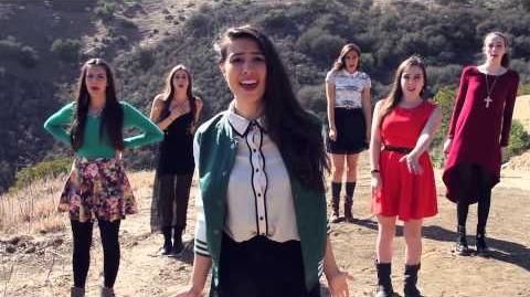 """""""Counting Stars"""" by OneRepublic - cover by Cimorelli"""