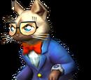 Detective Cat Armor (MH4)