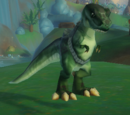 Spotted T-Rex