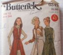 Butterick 6341 B