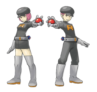 Team Rocket HGSS