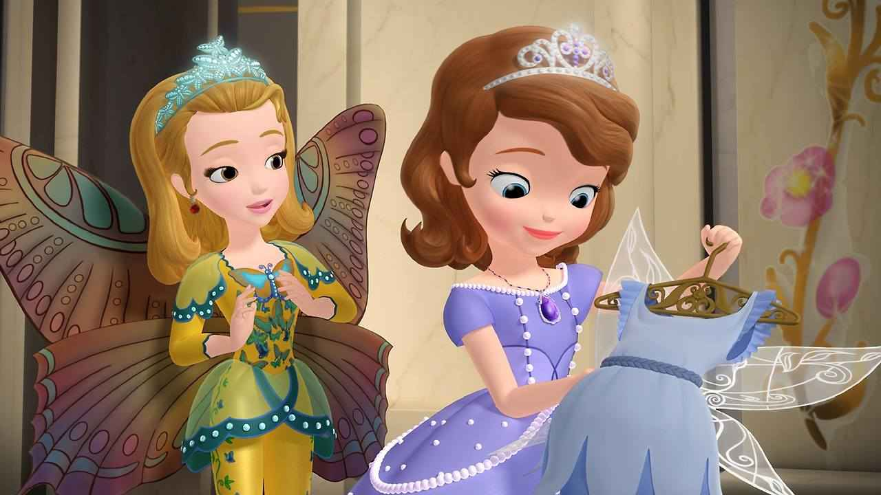 Related Keywords & Suggestions for Sofia The First Princess Butterfly