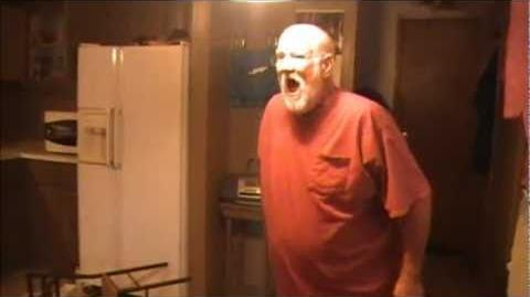 Angry Grandpa - PISSED About Pecan Pinwheels!!