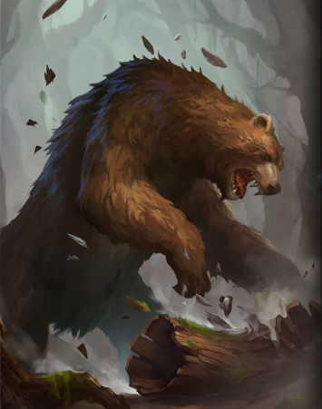 Dire bear heroes of camelot wiki
