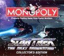 Star Trek: The Next Generation Collector's Edition Monopoly