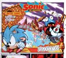 Sonic the Comic preview pages