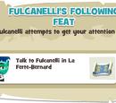 Fulcanelli's Following Feat