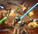 Velká armáda republiky/Legendy