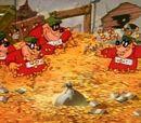 The Money Vanishes