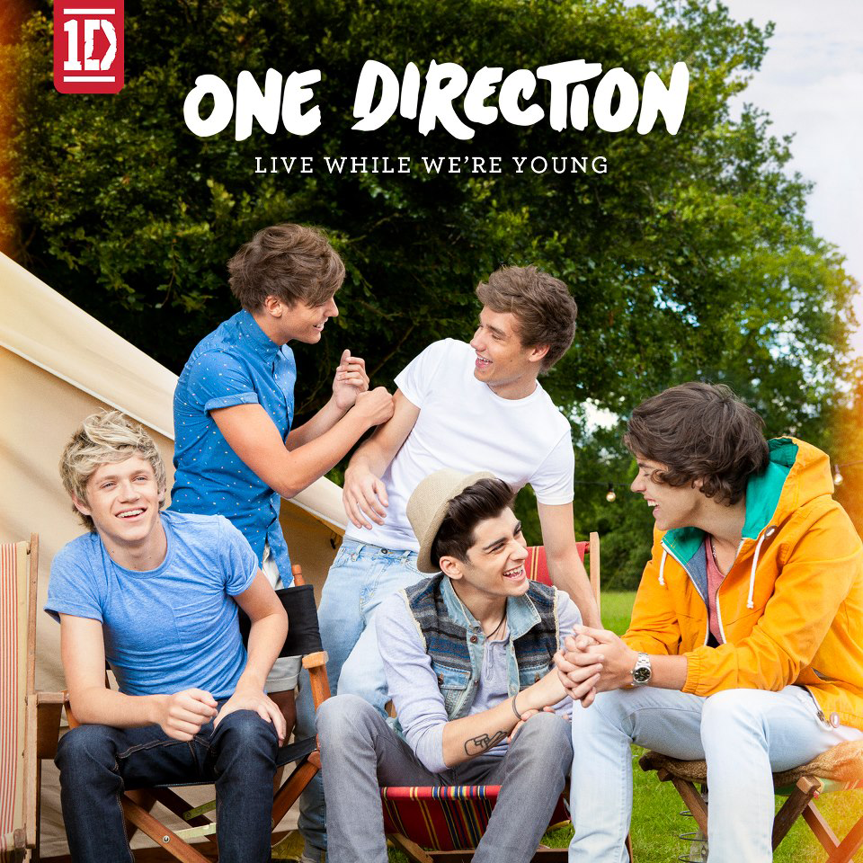 Live While We Re Young One Direction Wiki