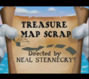 Treasure Map Scrap