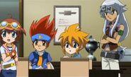 Equipe Gangan Galaxy sem Masamune