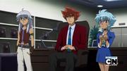 Ryo, Tsubasa e Hikaru