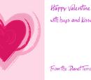 Ben Valentine (Justis Kills)/Happy Valentine's Day