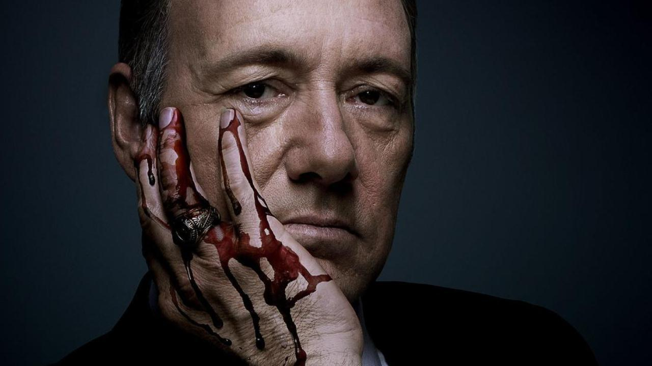 KEVIN SPACEY: Frank Underwood would 'kill' Donald Trump…