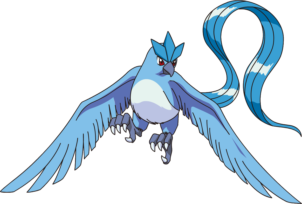 Name off your fav pokemons  144Articuno_AG_anime_2