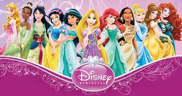DisneyPrincessOficialLinha