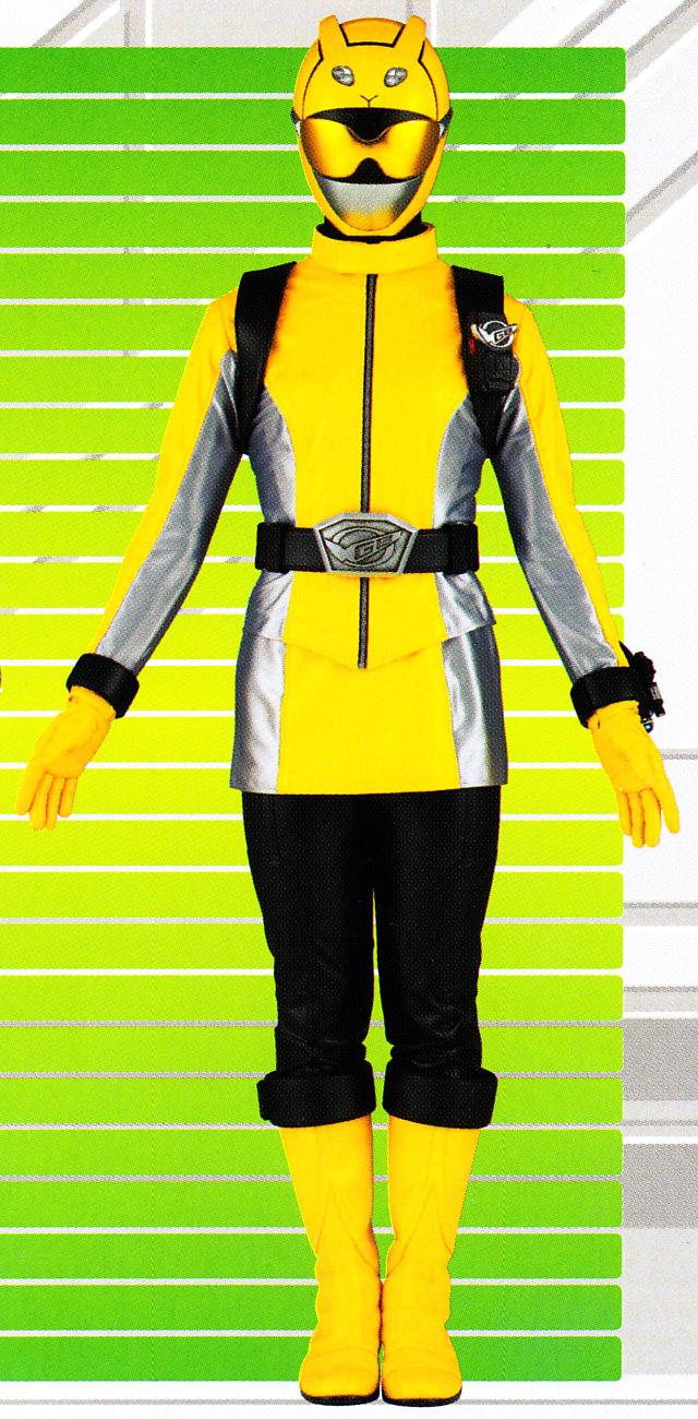 Yoko Usami Rangerwiki The Super Sentai And Power