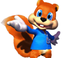 Conker the Squirrel