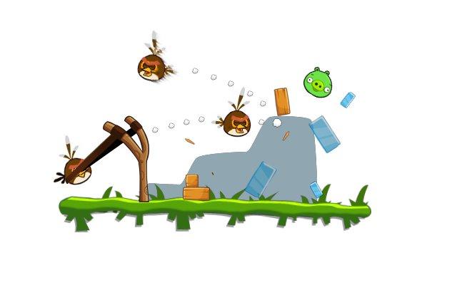 Brown Bird | Angry Birds Fanon Wiki | FANDOM powered by Wikia