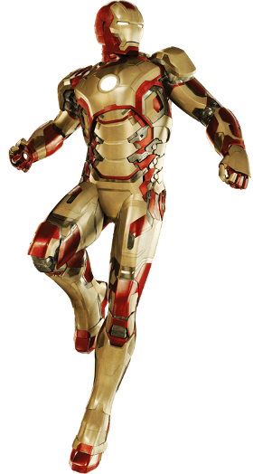 Mark 42 - Iron Man Wiki