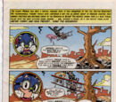 Archie Sonic the Hedgehog Issue 62