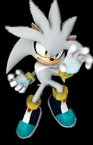 silver the hedgehog  Silver the Hedgehog