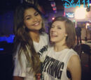 Chanelle and Zendaya