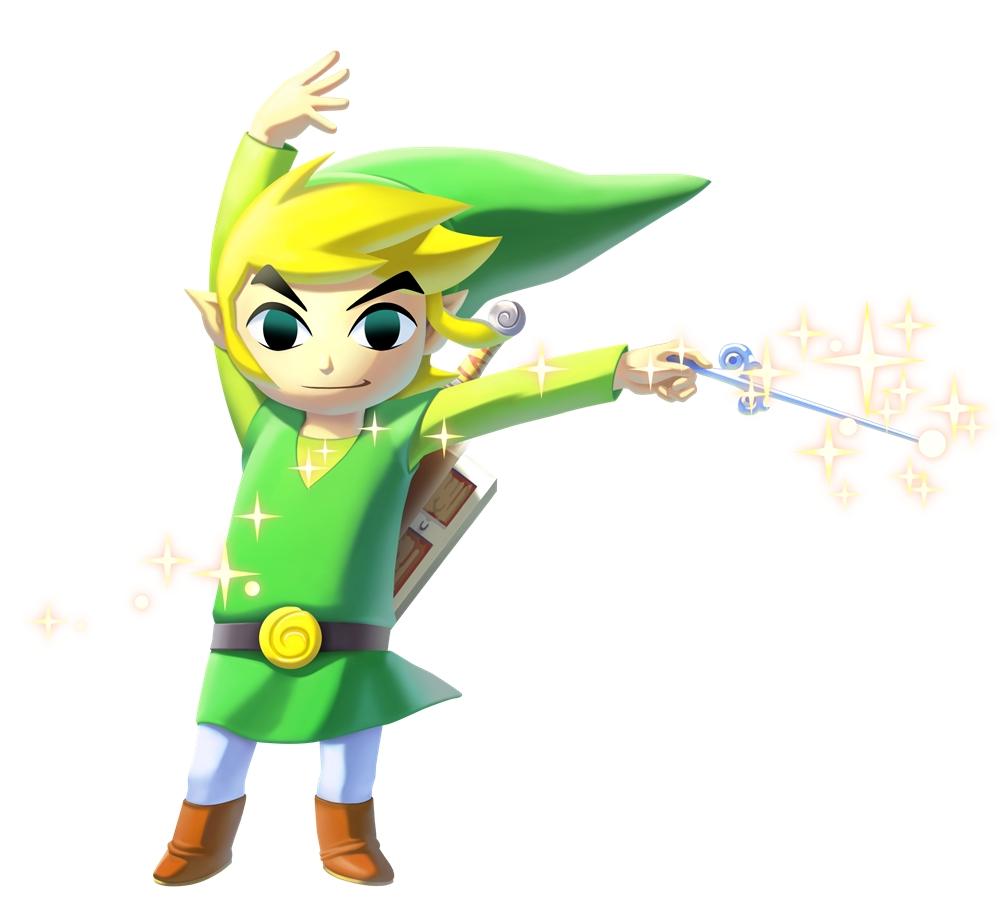Toon Link - Wii Wiki