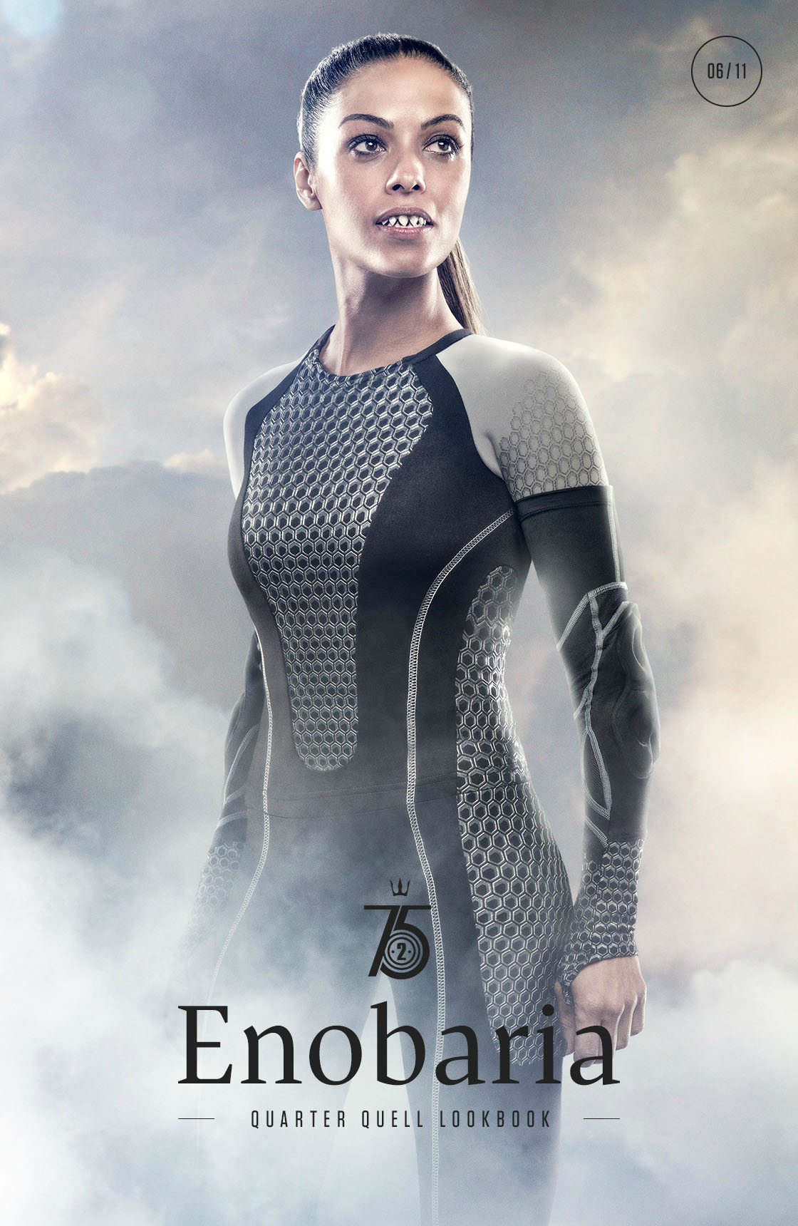 Enobaria Hunger Games Quarter quell enobaria