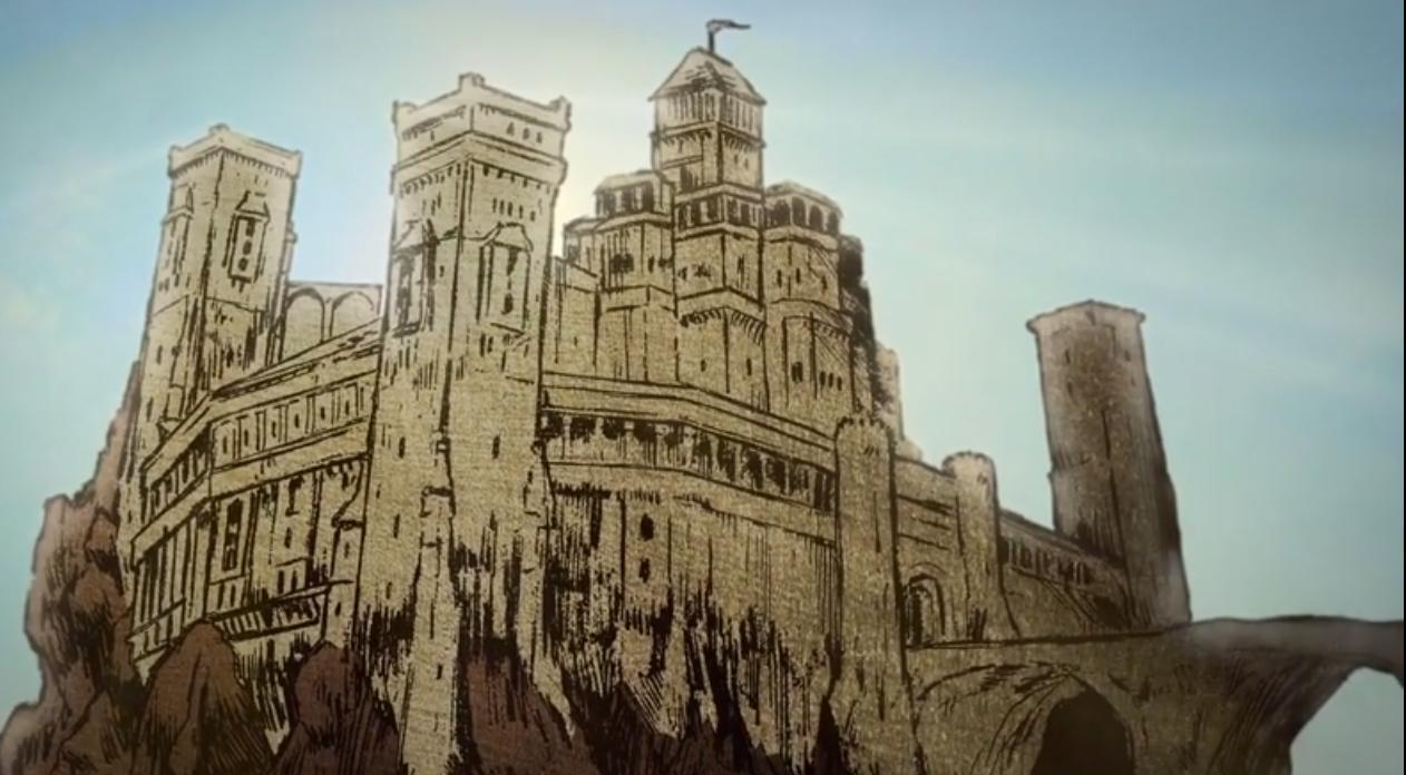 Torre de Cuervos de Roca Casterly Casterly_Rock