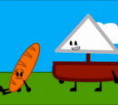 Baguette and Boat