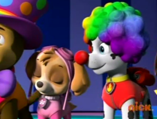 Circus pup formers paw patrol wiki when was modern dress up games